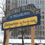 A Visit to Philadelphia's Christmas Village