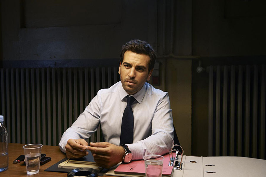 Learn German with the film Der Fall Collini starring Elyas M'Barek!