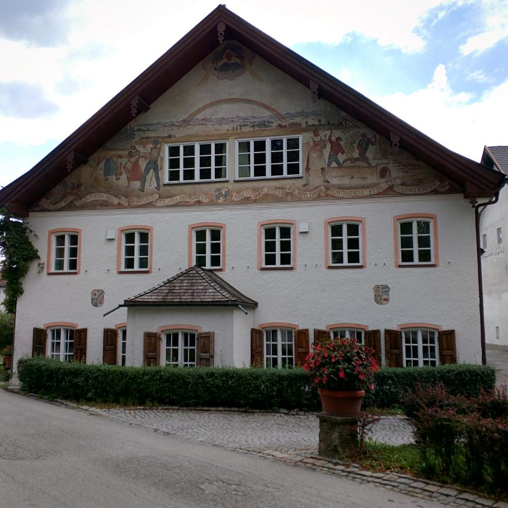 buildings in aying germany 1