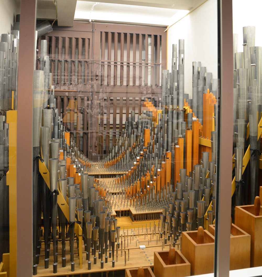 Longwood Gardens Pipe Organ