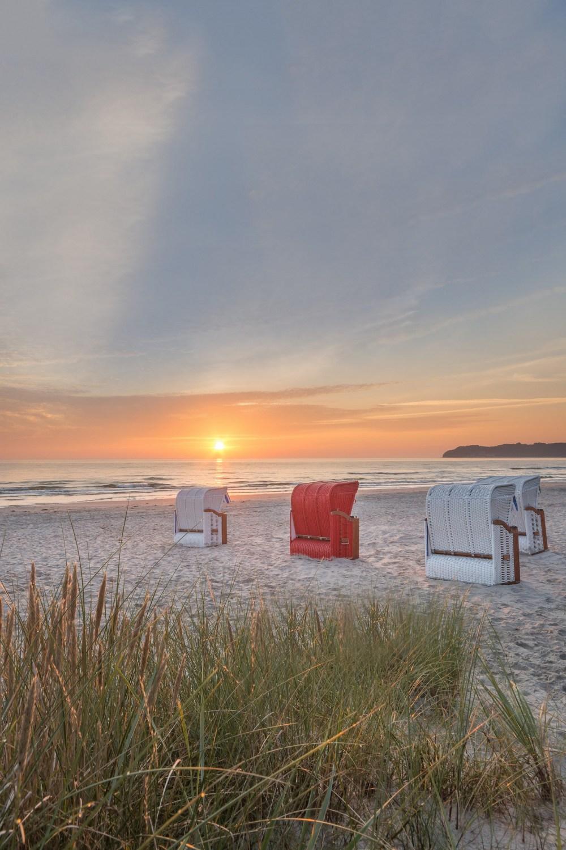 ruegen strand beach