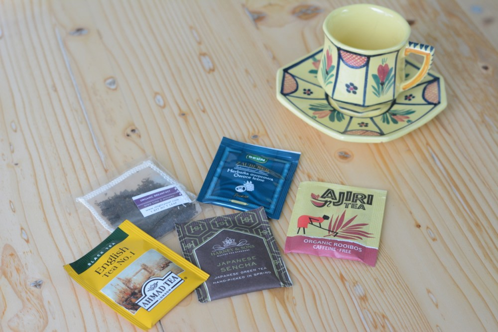 5 fantastic bagged tea to try