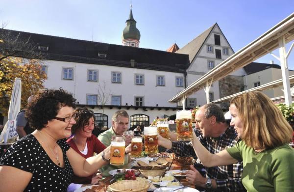 andechs brewery German beer