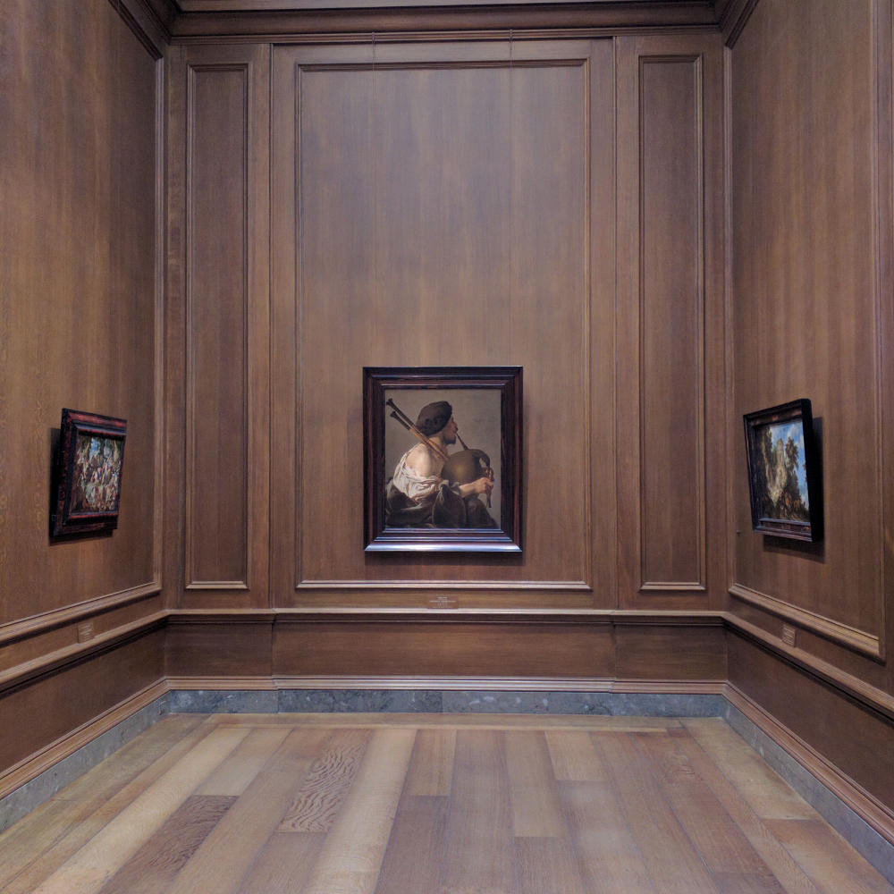 National Gallery of Art. More on how to spend your day in Washington, D.C. on Reverberations.