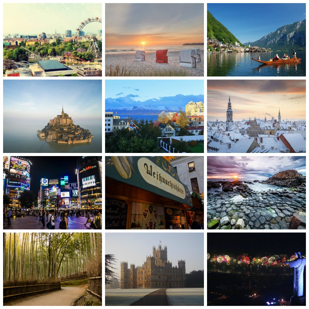 Travel Must See 2016