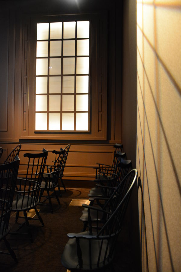 Independence Theater. Philadelphia's brand new Museum of the American Revolution shares the real stories of the struggles and war that helped found the United States.