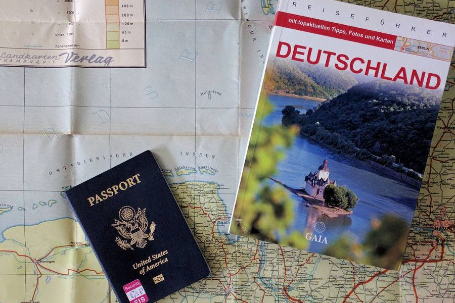 Always take your wallet to the bathroom and other simple things to know for anyone traveling to Germany for the first time.