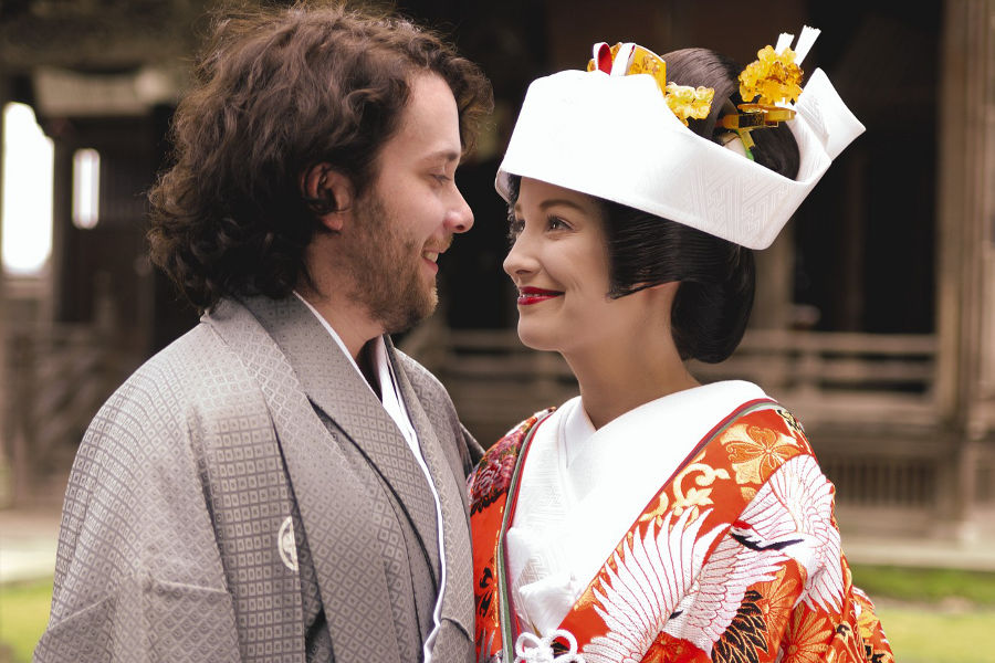 Der Fischer und seine Frau starring Alexandra Maria Lara and Christian Ulmen.