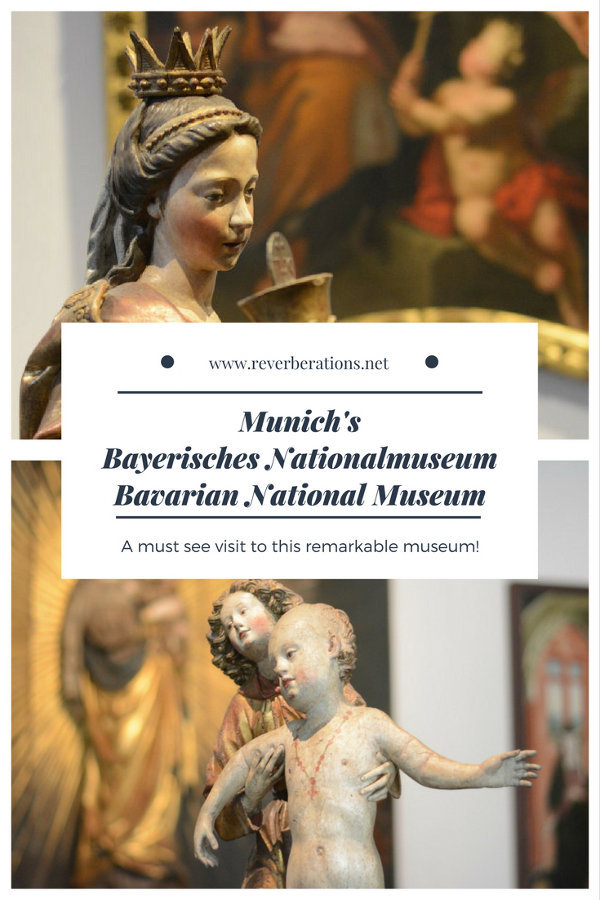No visit to Munich is complete without a visit to Bayerisches Nationalmuseum!