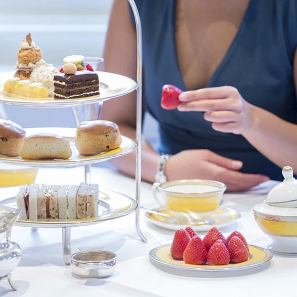 The Goring offers an award-winning and luxurious afternoon tea. More afternoon tea options at Reverberations.