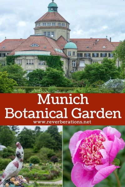 In Munich's Nymphenburg neighborhood, Munich Botanical Garden is 53 acres of local and exotic plants, including a large greenhouse perfect for exploring. #munich #germany #bavaria #garden #travel