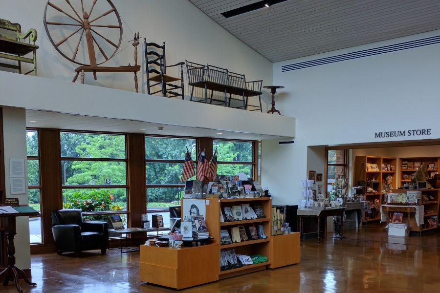 The LancasterHistory.org visitor center.