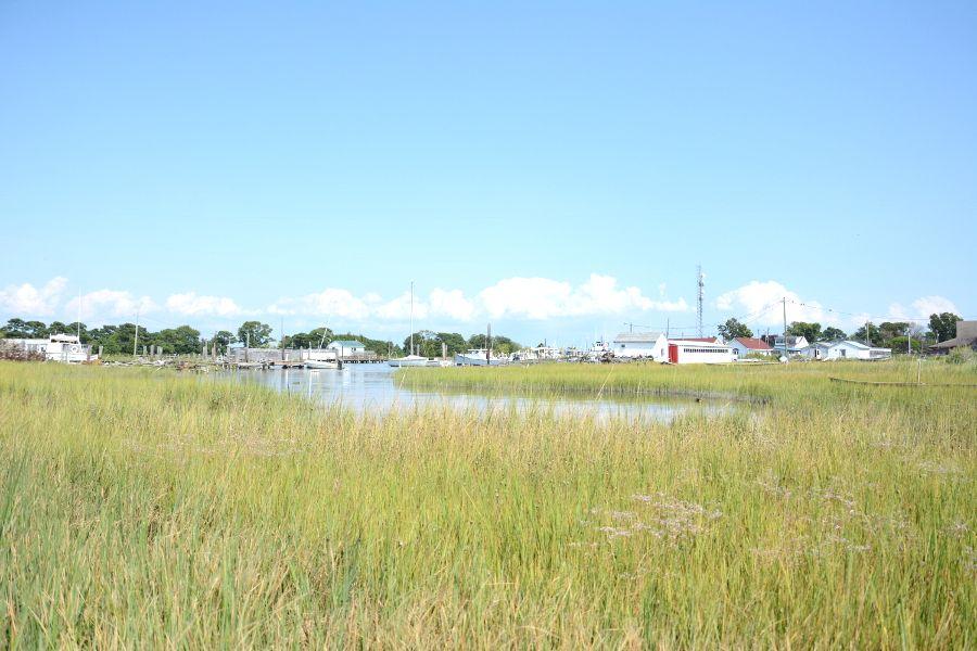Ewell, Maryland on Smith Island.