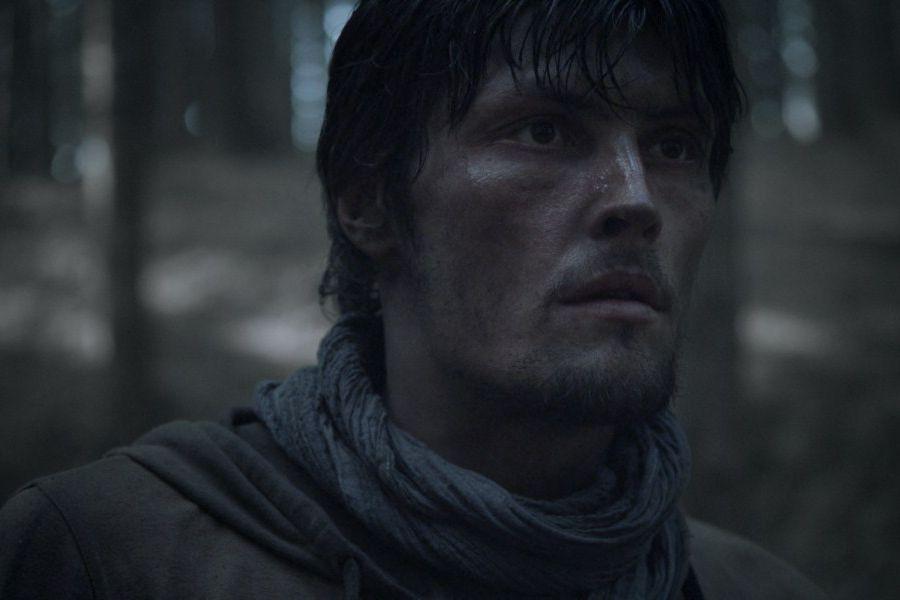 German actor Stipe Erceg in the film Hell.