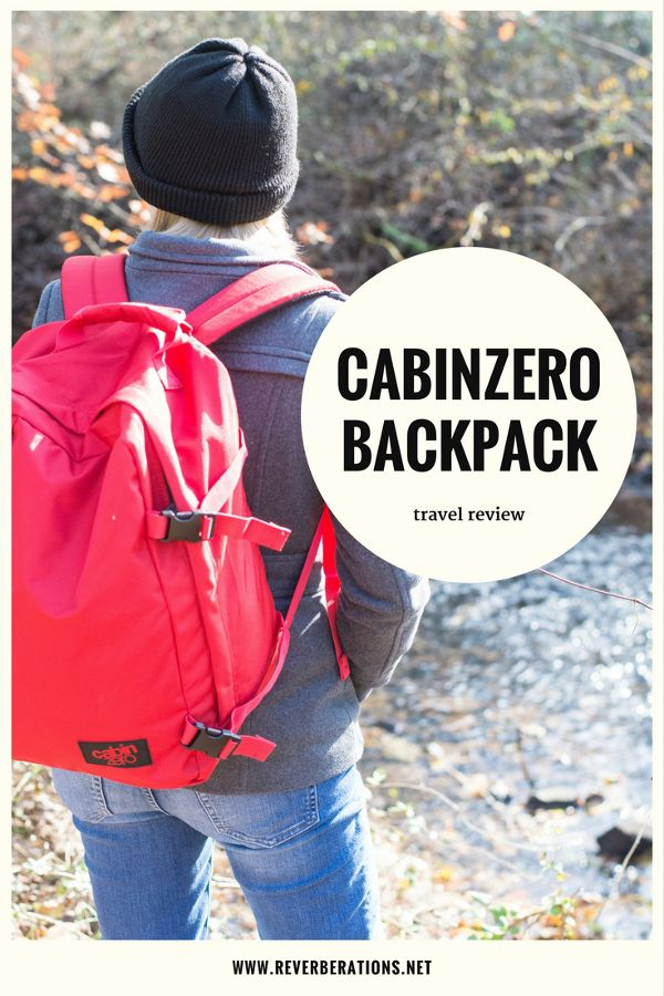 CabinZero classic ultra-lightweight backpack is perfect for travelers, hikers or people simply on the go. Reviewing the CabinZero 36L backpack.