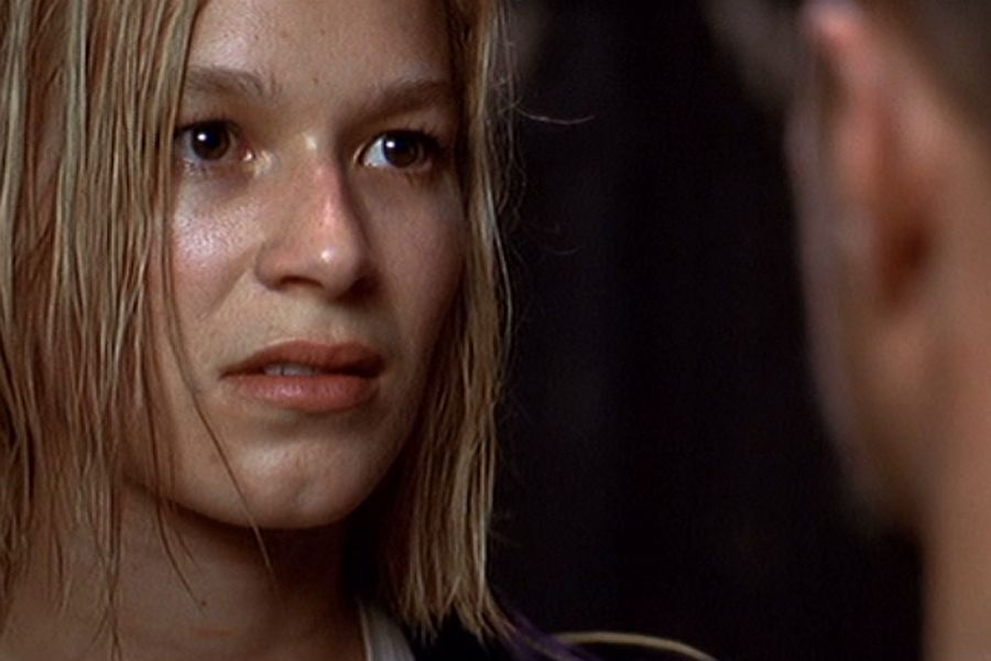Franka Potente in Tom Tykwer's The Princess and the Warrior.