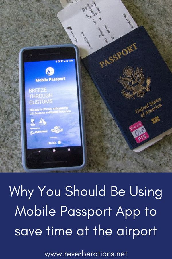Mobile Passport app promises a quick trip through U.S. Customs and Border Protection on arrival in USA from abroad. But is it too good to be true? #travel #traveltips