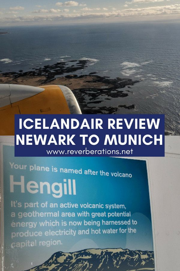Review flying Icelandair from Newark, New Jersey to Munich, Germany via Reykjavik. Icelandair is a no frills carrier has been growing in popularity due to their reasonable rates where your ticket includes your seat and you can pay for add-ons like luggage and food. #icelandair
