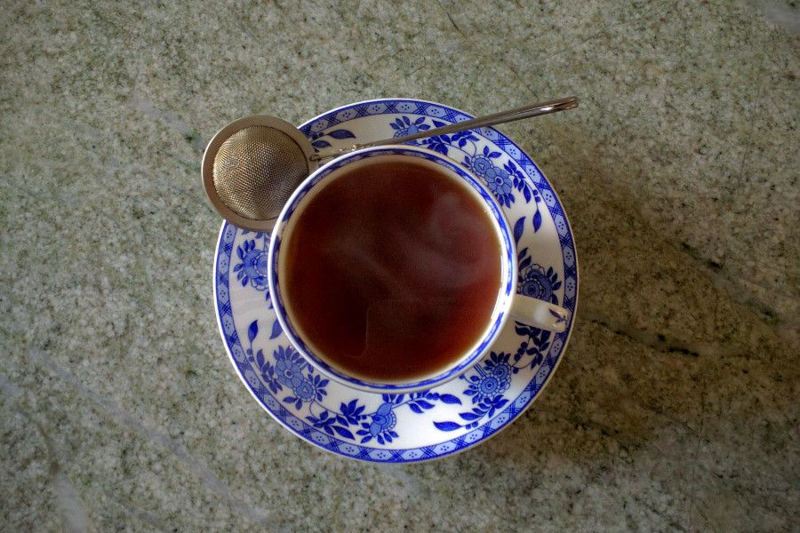 Skip boring bagged black tea. Travel around the world with these 5 unique teas that are absolutely delicious. You will want to brew them up immediately!