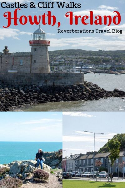 Howth, Ireland is home to a castle and an impressive cliff walk on the edge of the Irish sea. Howth is simply the perfect day trip from Dublin. #howth #dublin #ireland
