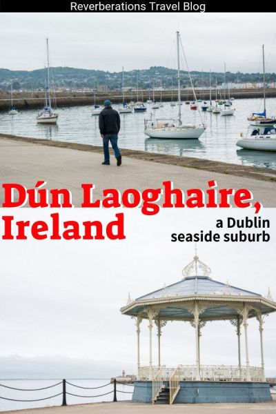 Just a short hop from Dublin, the seaside suburb of Dún Laoghaire offers taste of Irish life with sailing, lighthouses and a charming historic waterfront. #dunlaoghaire #ireland #dublin