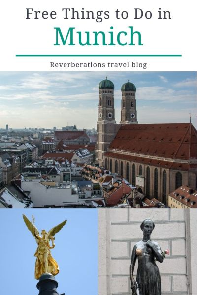 Here are more than 29 free things to do in Munich, Germany! Enjoy a visit to the Bavarian capital city without breaking the bank. #munich #germany #bavaria
