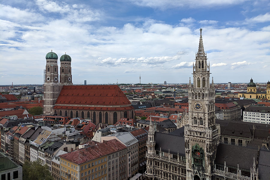 Munich is a great home base for exploring nearby Germany and Austria. Here are 20 of the best day trips from Munich!