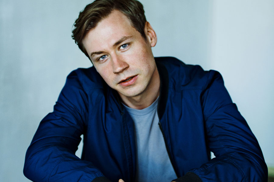 Learn German with the films of actor David Kross!