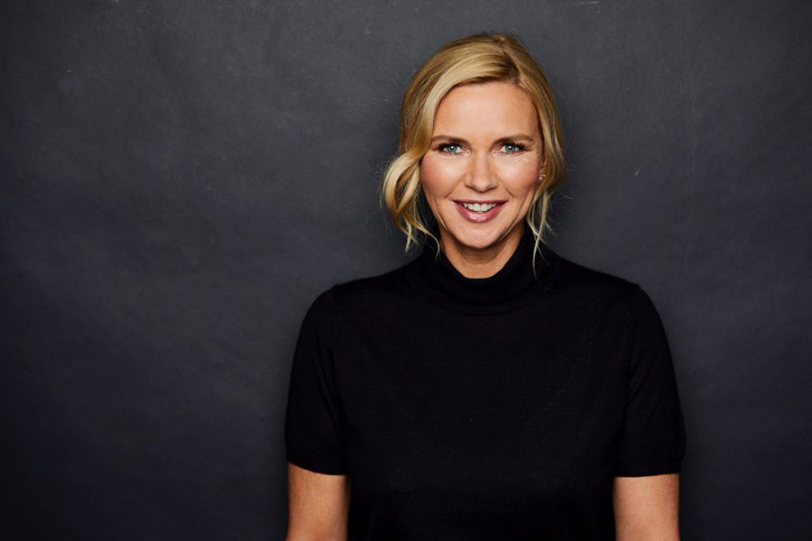 Learn German with the films of actress Veronica Ferres!