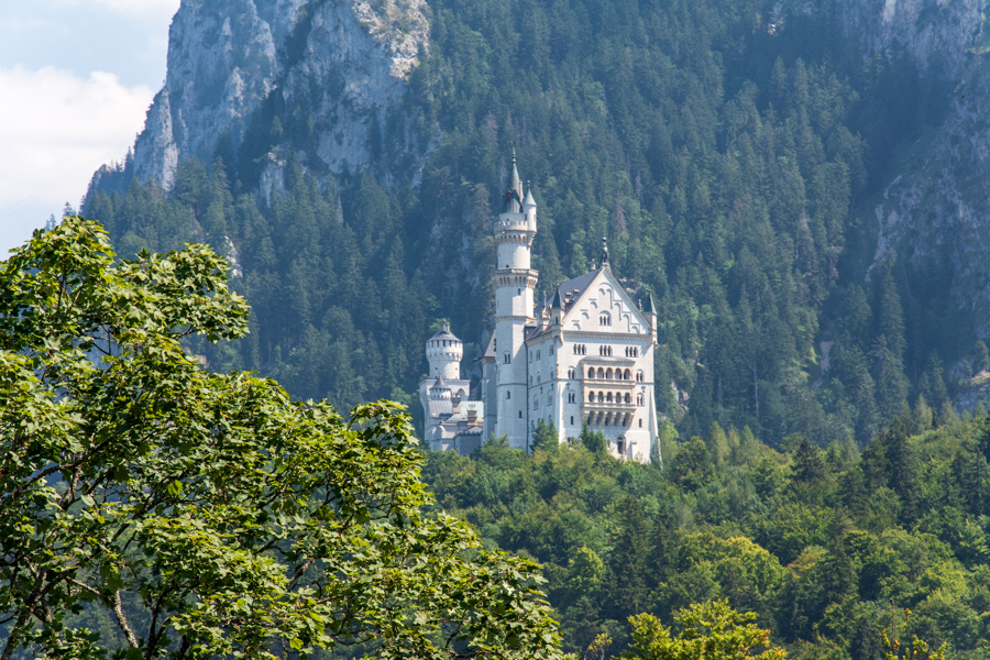 Munich to Neuschwanstein is perhaps the most popular day trip.