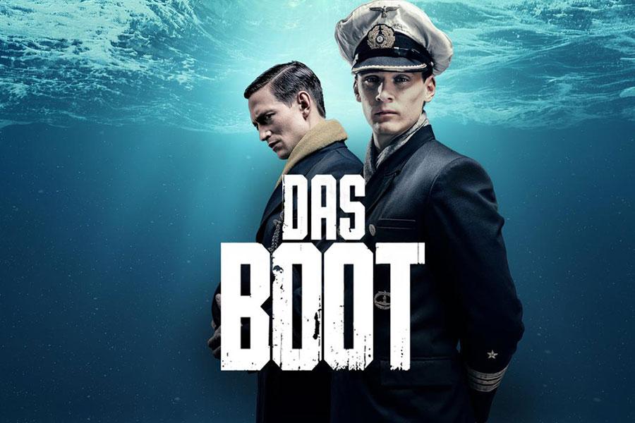 German TV show Das Boot is on Hulu.