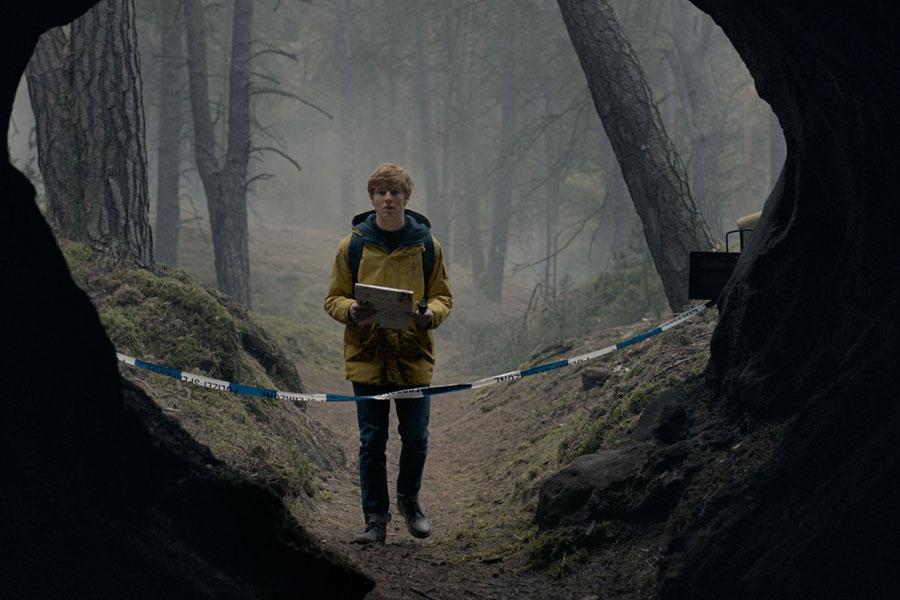 The first German series on Netflix: Dark