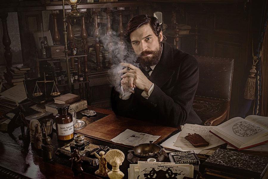 German TV series on Netflix: Freud
