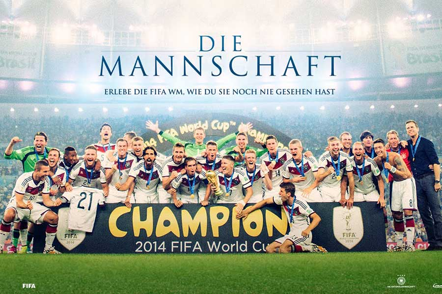 Die Mannschaft is a documentary film for soccer fans