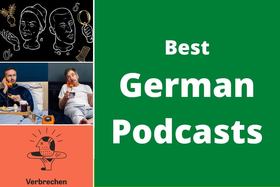 Learn German on your schedule with the best German podcasts. Check out German podcasts for beginners, news, music, comedy, and more with these free German podcasts.