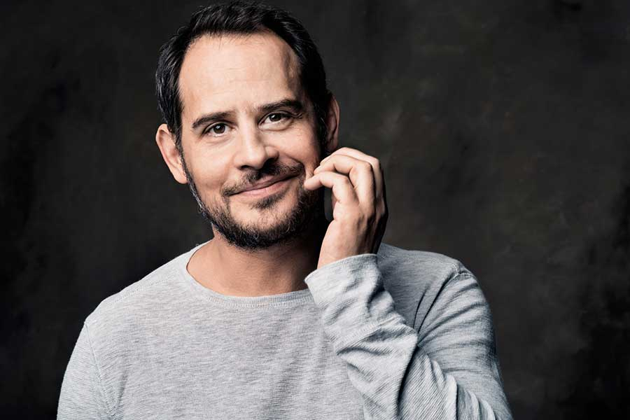 Learn German with the films of actor Moritz Bleibtreu!