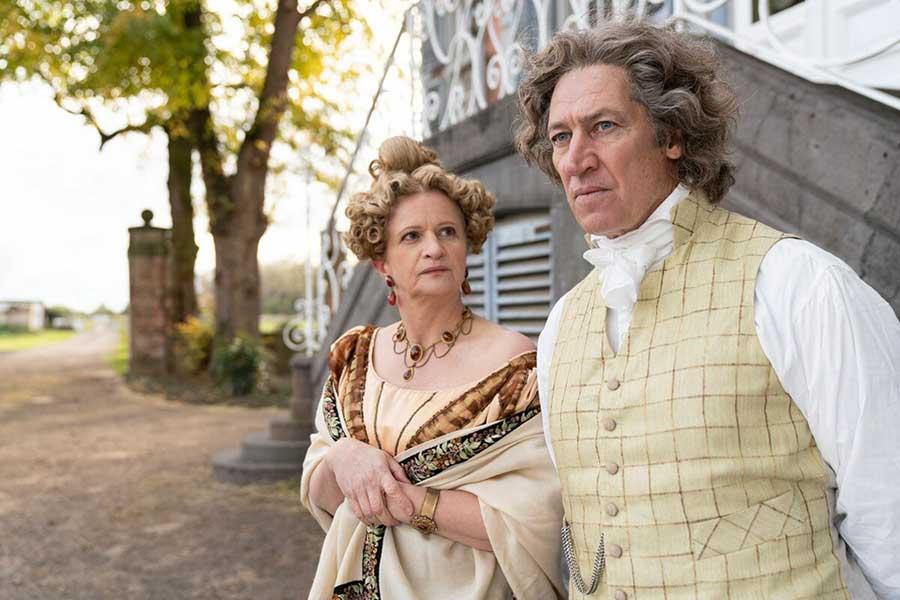 Tobias Moretti stars in the German film Louis van Beethoven.