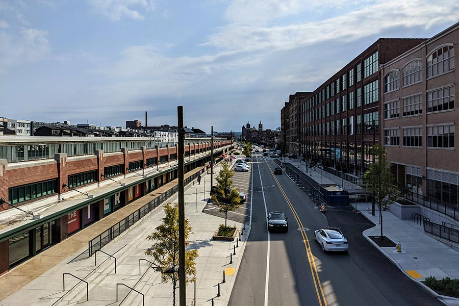 During a Pittsburgh weekend getaway, be sure to experience the Strip District that is bringing new life to old buildings and warehouses.