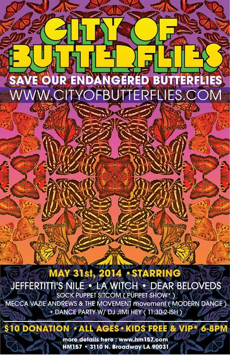 HM157City ofButterflies