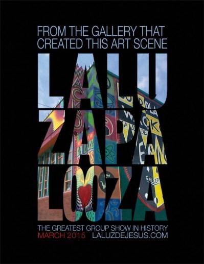 Laluzapalooza2015-Poster