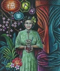 """Doug Horne """"Zen Garden of Polynesia"""""""