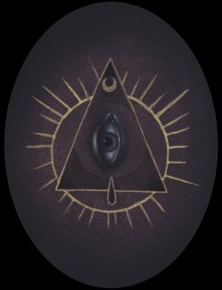 Jasmine Worth – Eye in the Triangle
