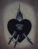 Jasmine Worth – Sacred Heart III: Swords