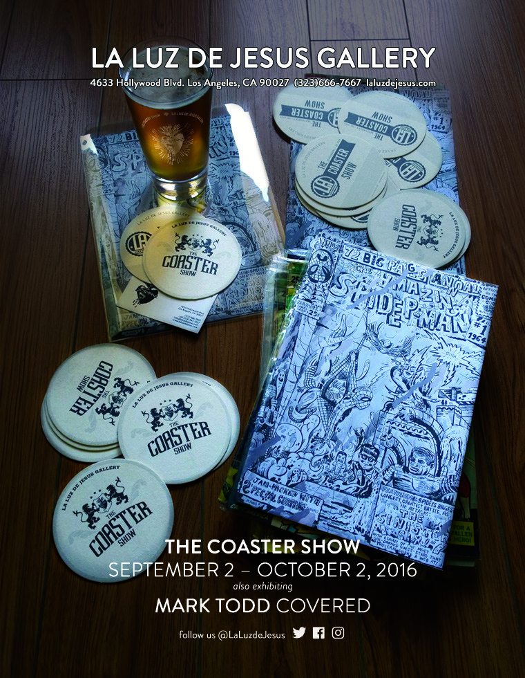 The Coaster Show 2016