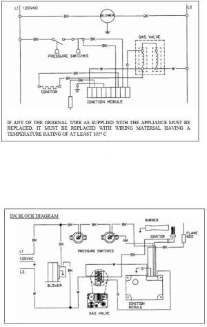 Internal Wiring Diagrams  assisting your installation