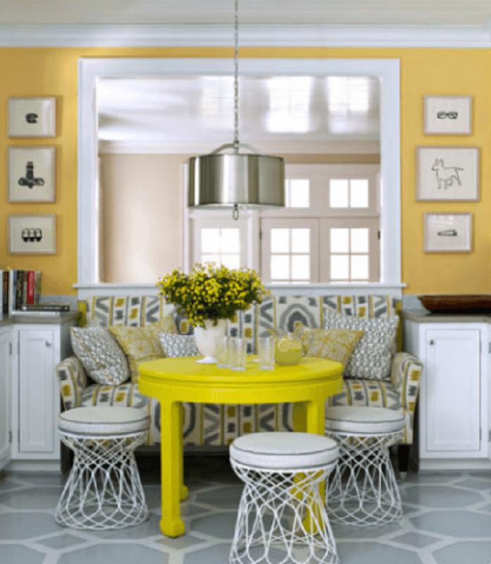Yellow Kitchen Part 72