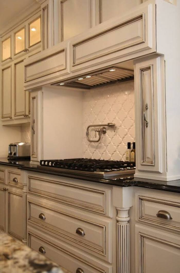 white stained cabinet kitchen 25 antique white kitchen cabinets ideas that your 29143