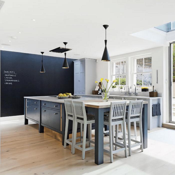 open kitchen design plans