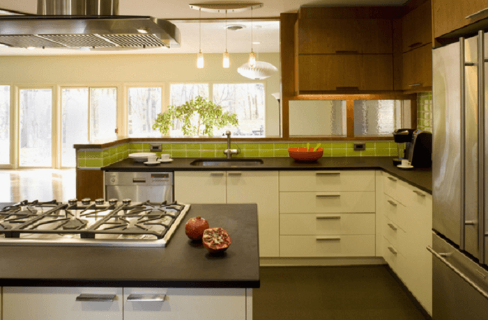 L Shaped Kitchen Table L Shaped Kitchen Design