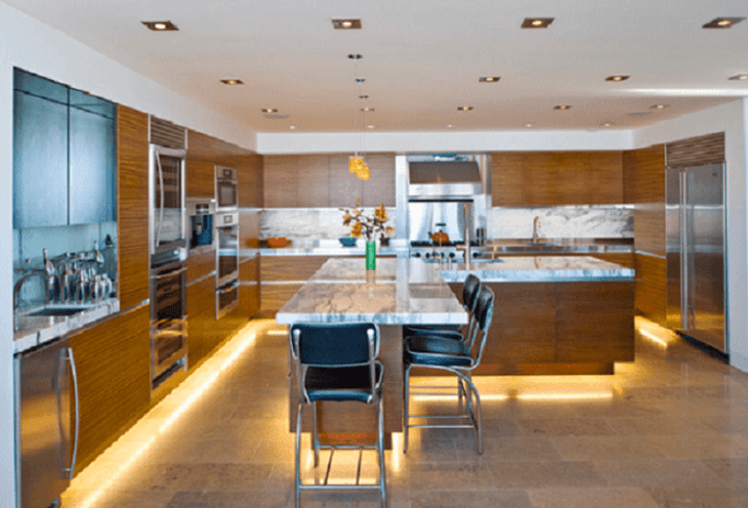 35+ Best Idea About L-Shaped Kitchen Designs [Ideal Kitchen]